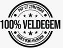 Pop-up zomerbar 100% Veldegem
